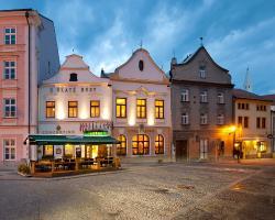 Hotel Concertino Zlatá Husa