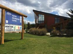 Travel Alberta Hinton Visitor Information Centre