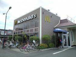 McDonald's Okayama Takaya