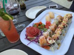 The Slippery Mermaid Sushi Bar