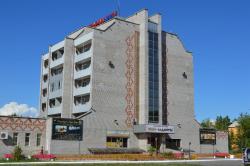 Buyan Badyrgy Hotel
