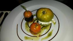Tomates fêta revisitées