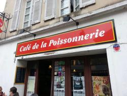 Cafe de la Poissonnerie