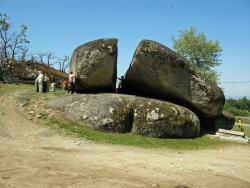 Pedra Bolideira