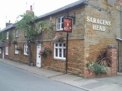 ‪The Saracens Head - Little Brington‬