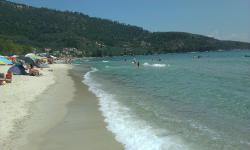 Beach of Chrisi Ammoudia