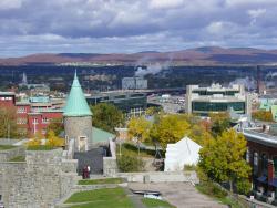 Fortifications de Quebec