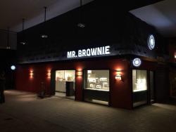 Mr. Brownie