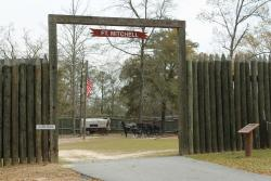 Fort Michell National Historic Site