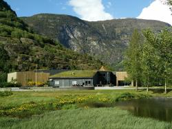 Norsk Villakssenter Restaurant