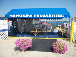 Mackinaw Parasailing & Jet Boat Adventures