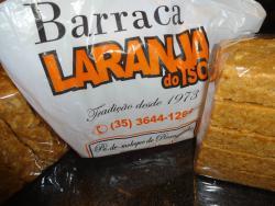Barraca Laranja