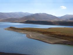 Spandaryan Water Reservoir