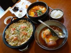 Korean Cuisine Omoni, Kagamihara