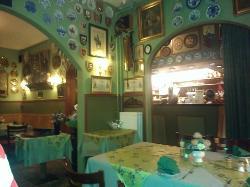 Historiske Rindsholm Kro Restaurant