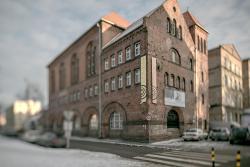 Centrum Sztuki Wspołczesnej Łaznia 1