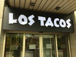 Los Tacos Olav Kyrresgate