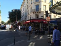 Cafe de la Mairie