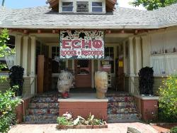 Echo Vintage Books & Vinyl Records