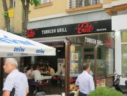 ‪Elite Turkish Grill‬