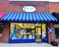 The Blue Rabbit Art Gallery & Studio