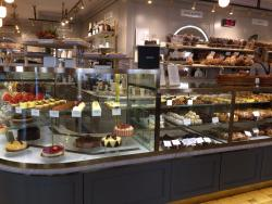 Very nice Shop and Café