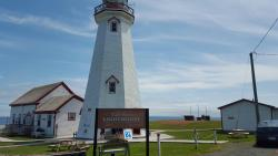 Malpeque Outer Range Lighthouses