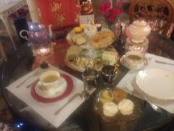 Tropical Tea Room & Wine Bar