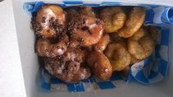Gammy B's Mini Donuts