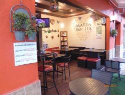 Maria Bonita cafe