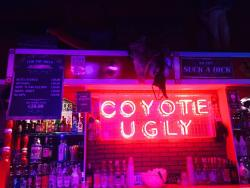 Coyote Ugly bar Magaluf