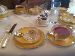 One of the most enjoyable afternoon teas! Scones are oh so wonderful!