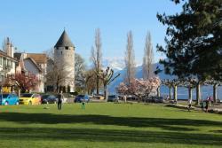 Vieille-Ville de Montreux