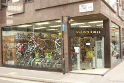 Action Bikes - Bike Hire