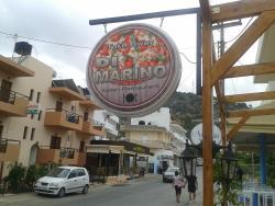 Μαρίνου Ιταλικό εστειατόριο