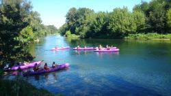 Goud Canoe