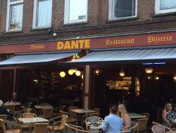 Dante Cafe Restaurant Pizzeria
