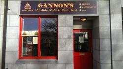 Gannon's Traditional Irish Music Shop