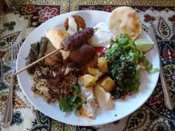 Alshekh Restaurante Arabe