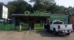 Quakes Ice Creamery