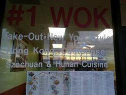 Number 1 Wok