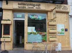 Bubble Tea Paradise Healthy Cafe