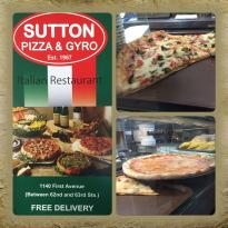 Sutton Pizzeria