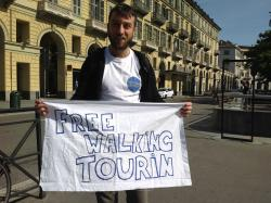 Free Walking Tour Turin
