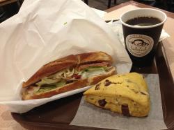 Cafe Croissant Narita Airport Terminal 2