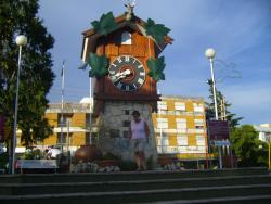 Reloj Cucu - Villa Carlos Paz