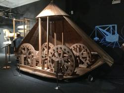Leonardo Interactive Museum