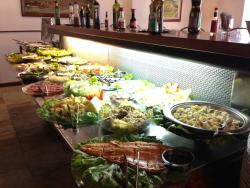 Sociedade Esportiva Bandeirante Restaurante