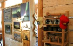Gift shop and gallery