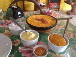 Sombra Da Mangueira Restaurante
